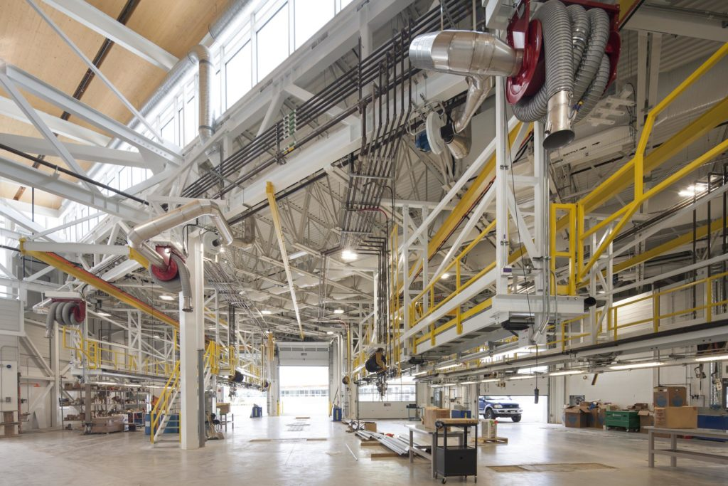 Hamilton Transit Centre-maintenance bays-2