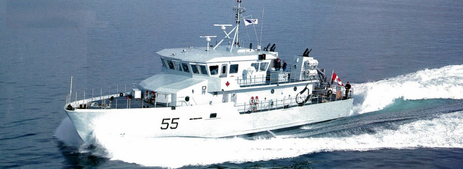 Orca Vessel Acoustics