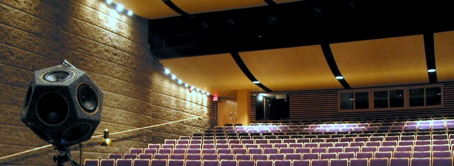 Performance Facilities Acoustics