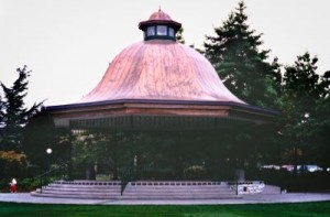 BKL Maple Ridge Bandstand