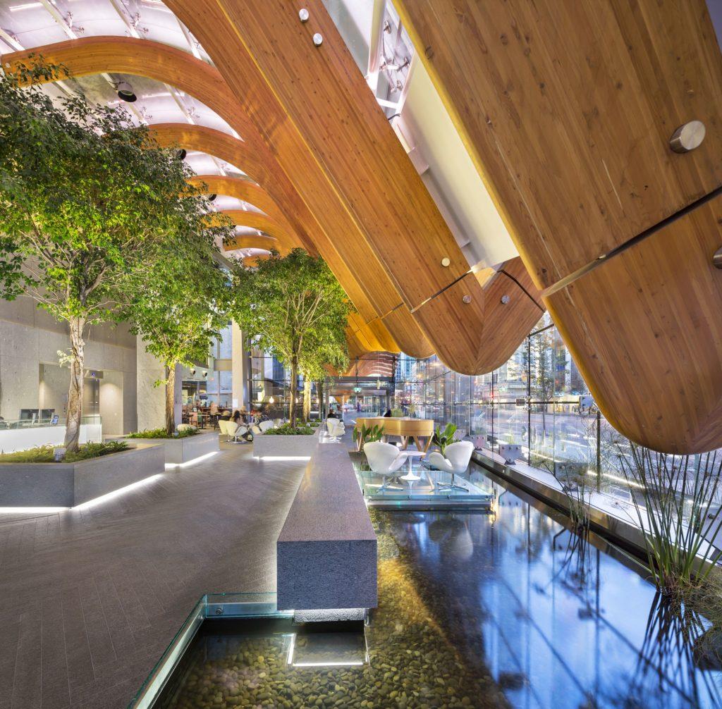 Telus Garden-commercial interior-2
