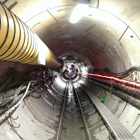 port mann water tunnel