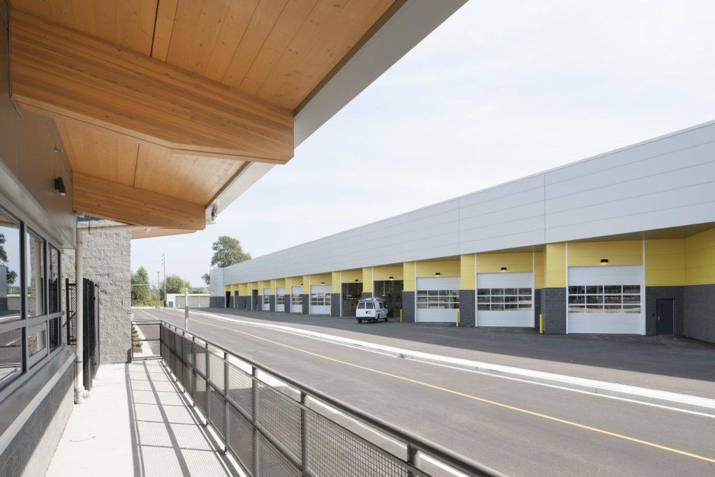 Hamilton Transit Centre-exterior