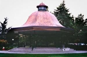 BKL Maple Ridge Bandstand