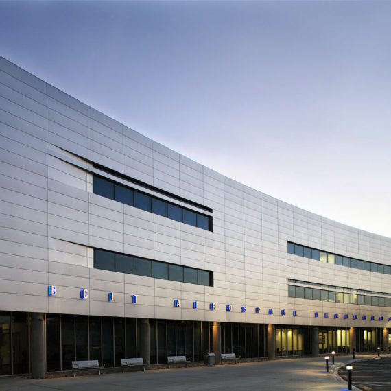 BCIT aerospace technology campus