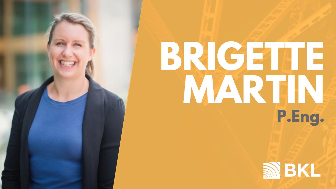 Brigette Martin, P.Eng. - BKL Consultants