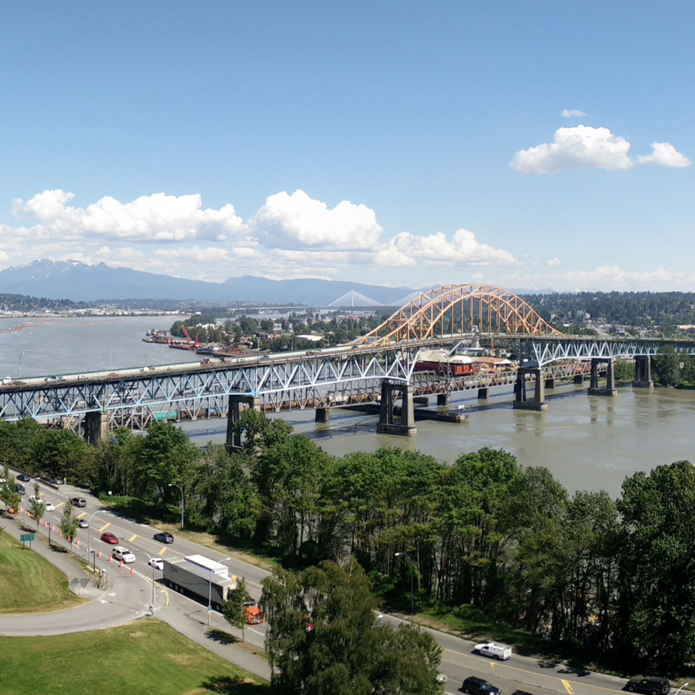 Pattullo Bridge Rehabilitation Project