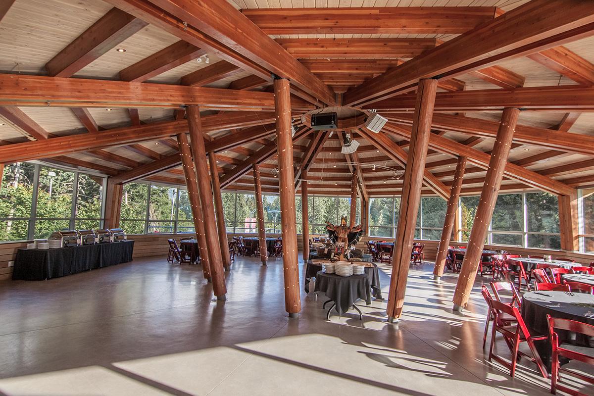 Squamish Lil'wat Cultural Centre Isken