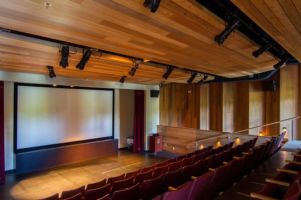 Squamish Lil'wat Cultural Centre Theatre