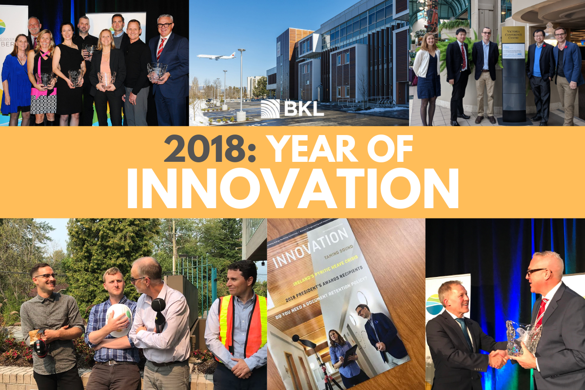 BKL year of innovation