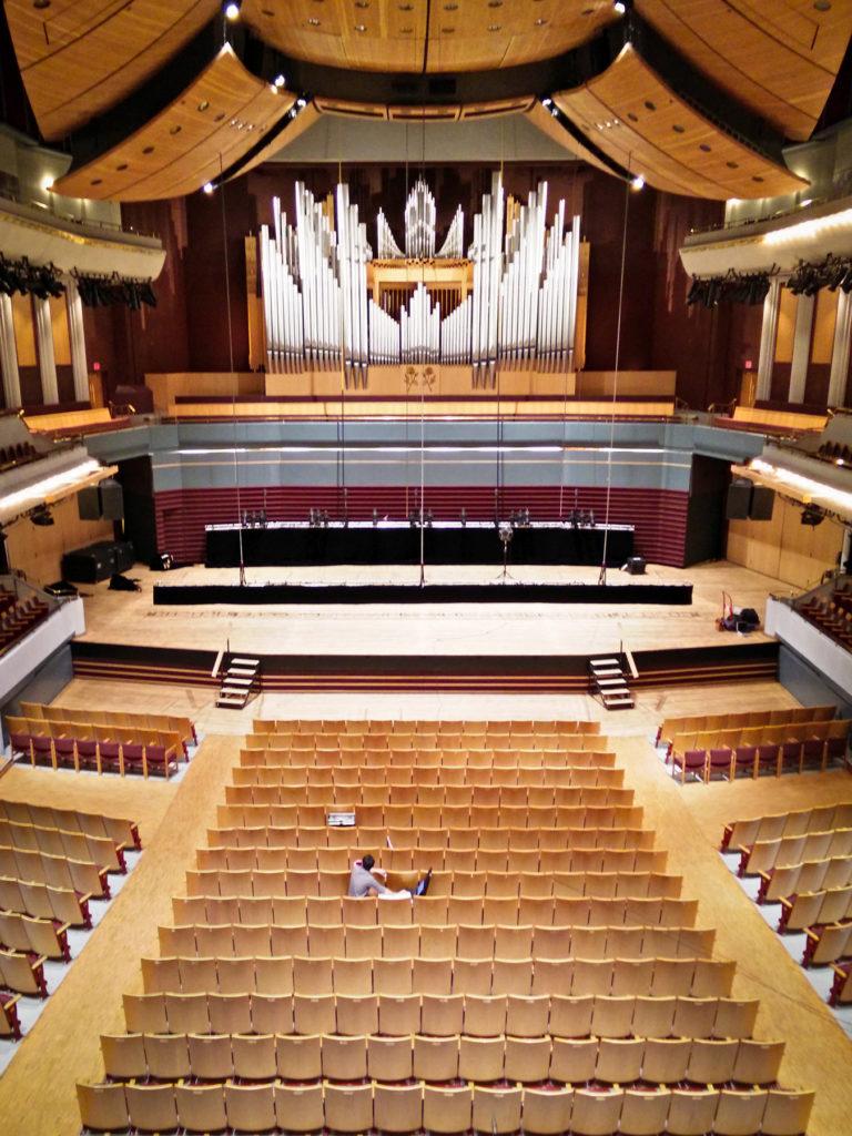 music facility acoustics