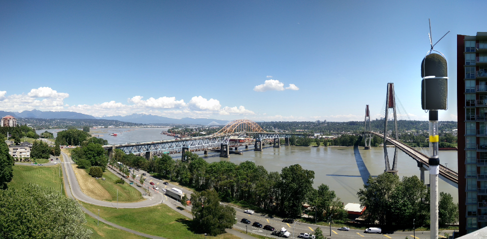 Pattullo Bridge Rehabilitation Project Noise Monitoring
