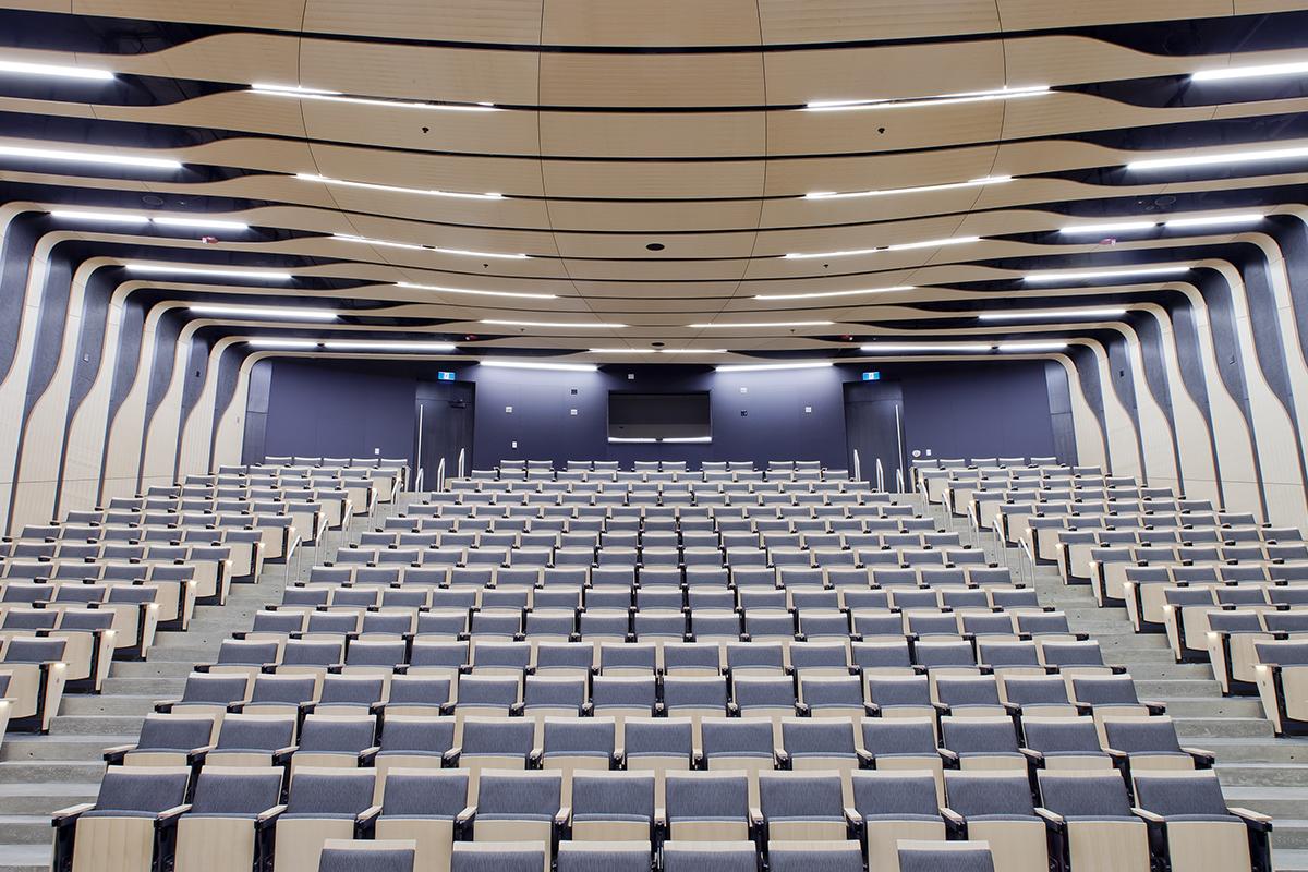 sfu se3p lecture hall