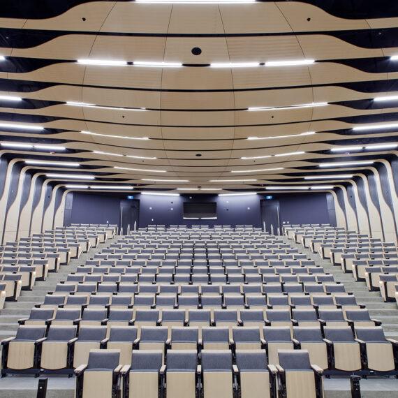 sfu se3p lecture hall theatre